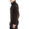 Aclima M's Woolnet Polo Zip Black